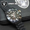 Oakland RAIDERS 腕時計(SPORTS WATCH)