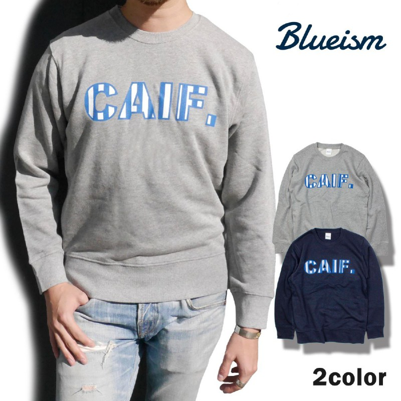 Blueism ブルーイズム CALF SWEAT