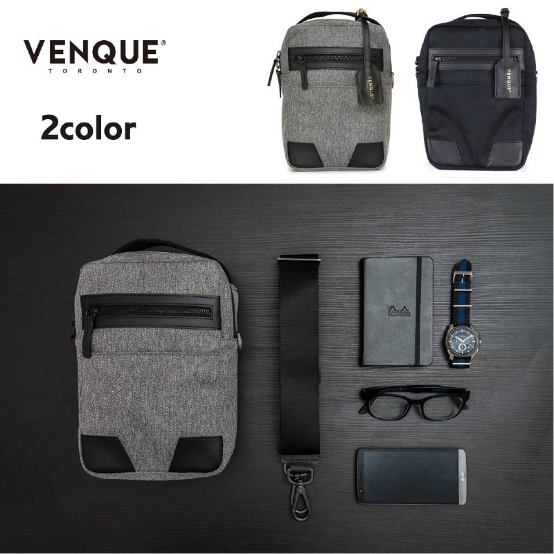 VENQUE ヴェンク BLACK EDITION Crossbody